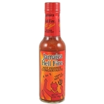 Jamaica Hell Fire 4 in 1 Hot Pepper Concentrate Triple Hot