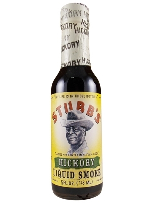 Stubb's Hickory Liquid Smoke