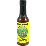 Toad Sweat Lemon Vanilla Dessert Hot Sauce