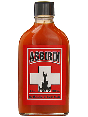 Asbirin Hot Sauce