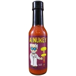 A Little Nukey Hot Sauce