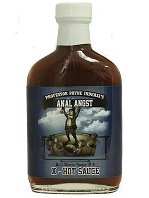 Anal Angst X-Hot Hot Sauce