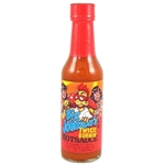 Big Johnson's Twice Burnin' Hot Sauce