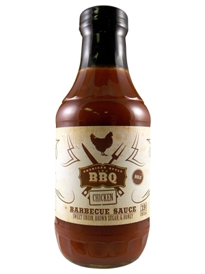 American Style BBQ Chicken Barbecue Sauce