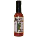 Bayou Love Potion Number 9 Louisiana Peppa Sauce