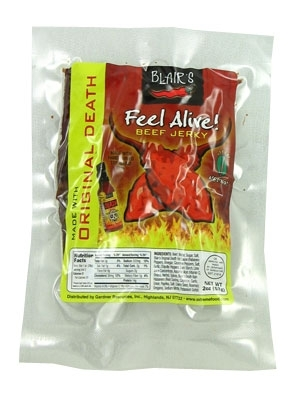 Blair's Original Death Beef Jerky