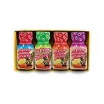Mini Ass Kickin' Hot Sauce 4-Pack