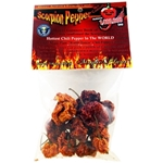 Dried Whole Scorpion Peppers Pods