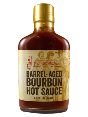 A. Smith Bowman Distillery Barrel-Aged Bourbon Hot Sauce