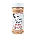 Bone Suckin' Sauce Poultry Seasoning & Rub