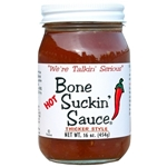 Bone Suckin' Hot and Thick Barbecue Sauce