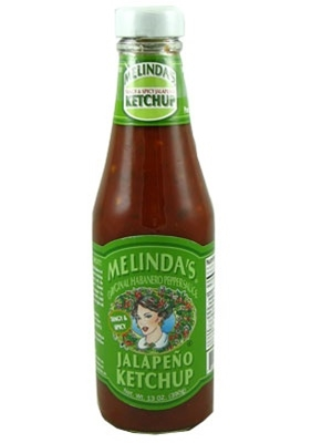Melinda's Tangy and Spicy Jalapeno Ketchup
