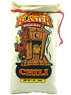 Ass Kickin Ass Blaster Chili