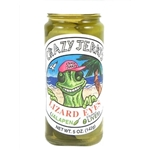 Crazy Jerry's Lizard Eyes Jalapeno Stuffed Olives