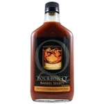 Bourbon Q Barrel Select Kentucky Bourbon Grilling Sauce