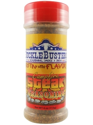 SuckleBusters Campfire Steak Seasoning