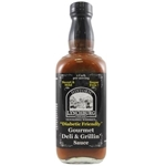 Historic Lynchburg Tennessee Whiskey Diabetic Friendly Mild Gourmet Deli & Grillin Sauce