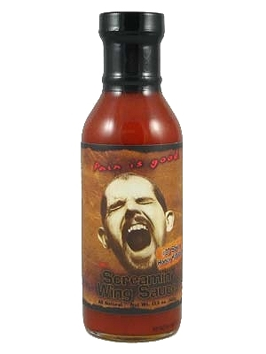Pain is Good #37 Honey Habanero Screamin' Wing Sauce