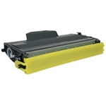 Brother TN360 High Yield Laser Toner Cartridge, Black, Compatible