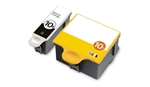 KODAK Ink Combo Pack, 10B + 10C, New Compatible High Yield Cartridges
