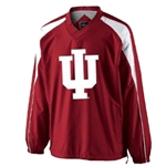 "Holloway IU ""Victory"" Pullover Windshirt"