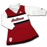ADIDAS Indiana IU Toddler Jumper Turtleneck Jumper Set