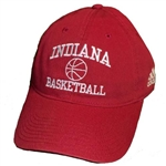 ADIDAS Indiana Basketball Slouch Cap Hat