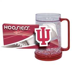 Indiana Hoosiers 16 Ounce Acrylic Freezer Mug from Hunter