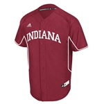 ADIDAS Authentic Premium Crimson Baseball Jersey Shirt