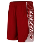 ADIDAS IU Hoosiers RADIANT Player Shorts