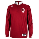 AADIDAS Crimson IU ON-COURT LS Shooter Shirt