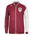 ADIDAS Crimson IU ON-COURT Player Warm-Up Jacket
