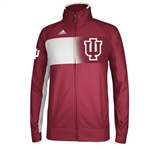 ADIDAS Crimson IU Sideline Climawarm Player Warm-Up Jacket