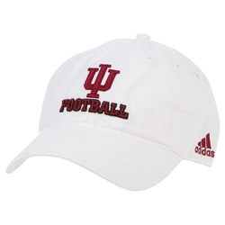 ADIDAS Indian Football White Slouch Fit Adjustable Cap