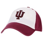 "INDIANA White Panel ""The Freshman"" Cap from Twins Enterprises"