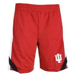 Colosseum Crimson INDIANA HOOSIERS Basketball Shorts