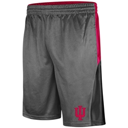 "Colosseum ""Patriot"" INDIANA HOOSIERS Basketball Workout Shorts"