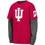 "IU Youth ""Playground"" Double Layer L/S Tee from Colosseum"