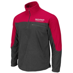 Indiana 1/4 Zip Blizzard Polar Fleece Jacket from Colosseum