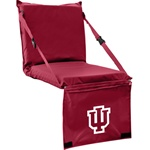 Indiana Hoosiers Tr-Fold Seat Cushion from Logo Inc.
