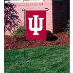 Indiana Hoosiers Car or Garden Flag from Party Animal
