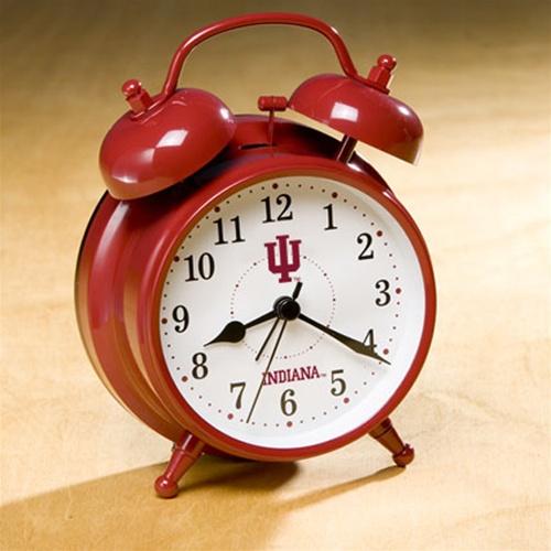 Indiana University Vintage Style Alarm Clock