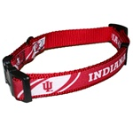 Indiana Hoosiers Pet Collar from Hunter Mfg
