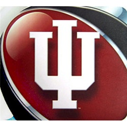 Indiana Hoosiers Mouse Pad from Hunter