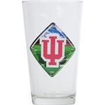 High Definition 17 Ounce Indiana Mixing Glass