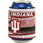 Indiana Hoosiers Neoprene Hi-Definition Can Cooler Wrap