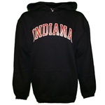 Black Arch INDIANA Hooded Sweatshirt