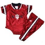 "ADIDAS Indiana ""Dazzle"" Infant Jersey Onesie and Pants Set"