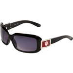 "Black ""Buckle"" Style Indiana ""IU"" Sunglasses"