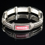 "Indiana ""HOOSIERS"" Fashion Bracelet"